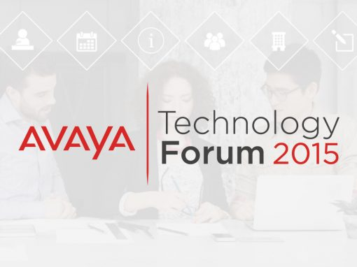 AVAYA – Technology Forum 2015