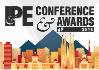 IPE Conference Awards 2015