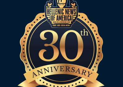Hellenic News of America – 30th Anniversary
